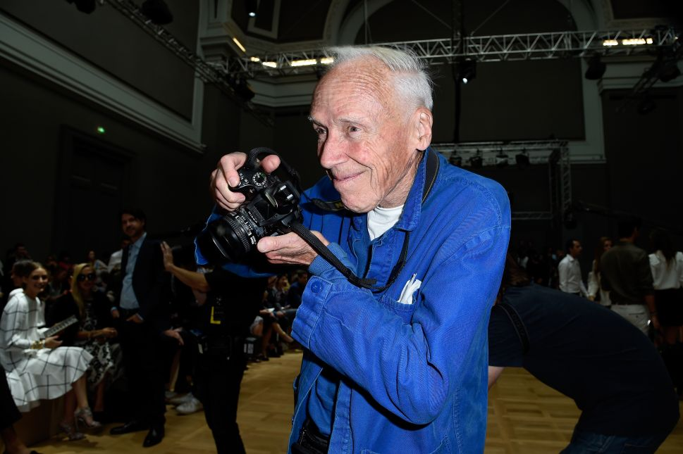 Bill Cunningham's Unseen Photos From the Battle of Versailles Are Going Public