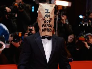 Shia LaBeouf attends 'Nymphomaniac Volume I (long version)' premiere during 64th Berlinale International Film Festival at Berlinale Palast on February 9, 2014 in Berlin, Germany.