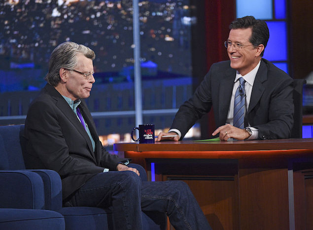Why Hasn't 'The Late Show' Invited Any Female Novelists?