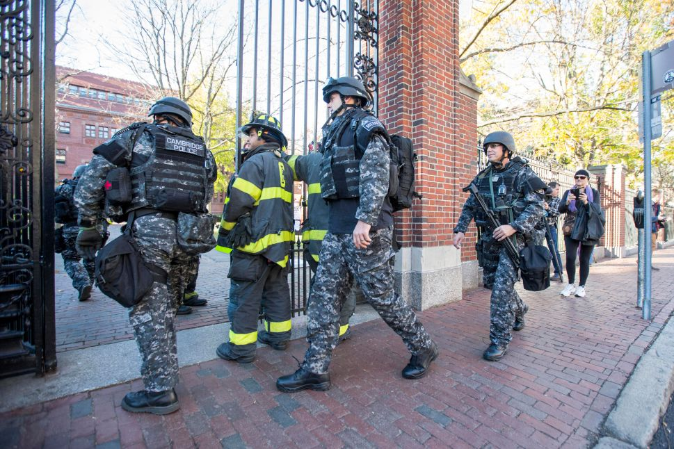 Harvard Business School Evacuated After Bomb Threat
