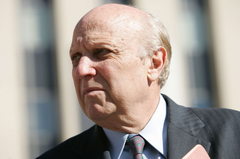 Floyd Abrams Speaks Freely to Political Correctness on America's Campuses