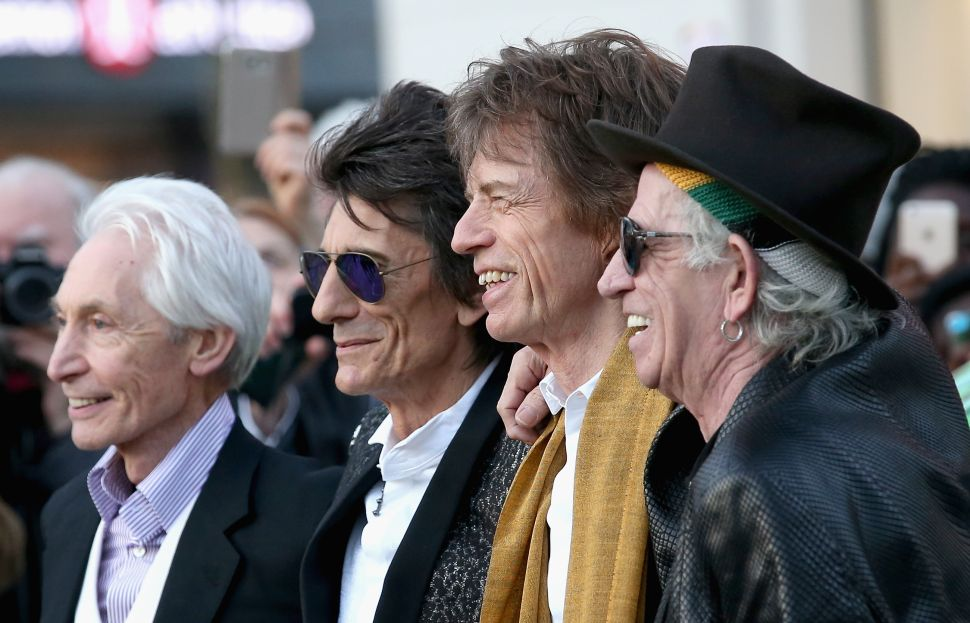 How Offensive! Rolling Stones Want Trump to Dump Their Music