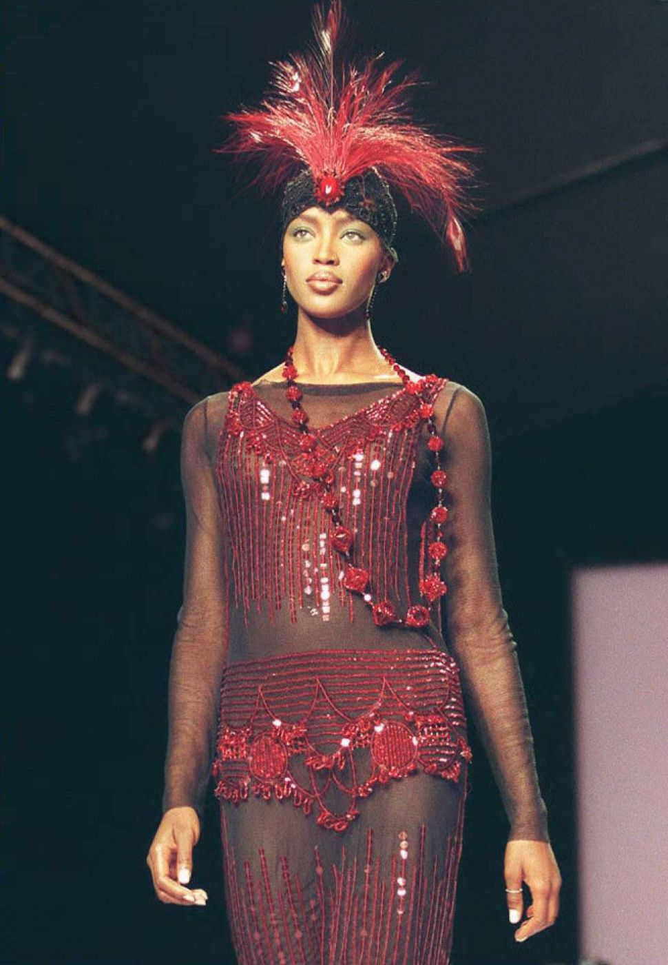 Fashion Roundup: Anna Sui's Throwback Collection, Rihanna's College Scholarship