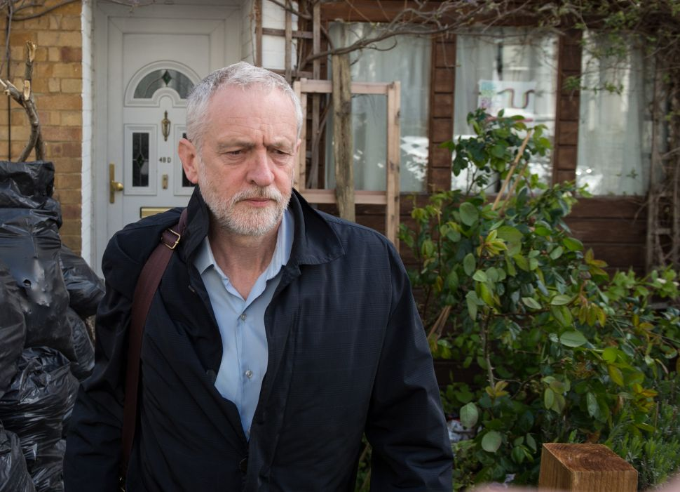Britain's Anti-Semitism Isn't Limited to the Radical Left