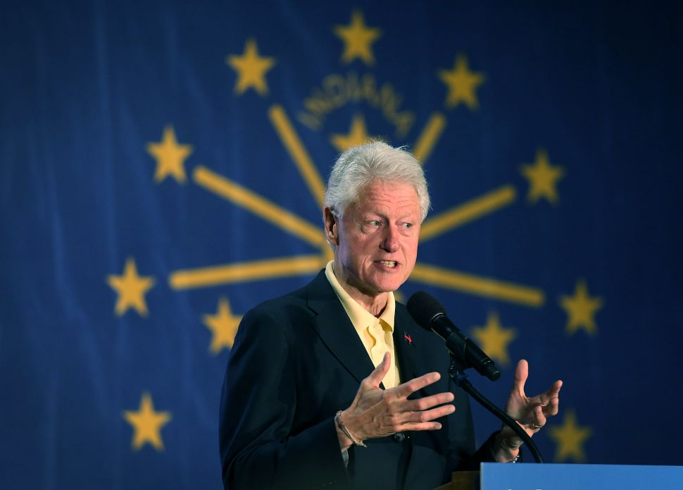 Bill Clinton Declares War on Poland
