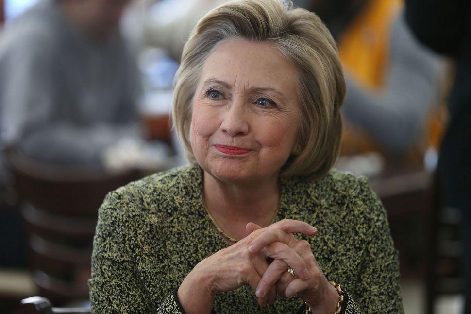 Shocker: Conservatives for Clinton
