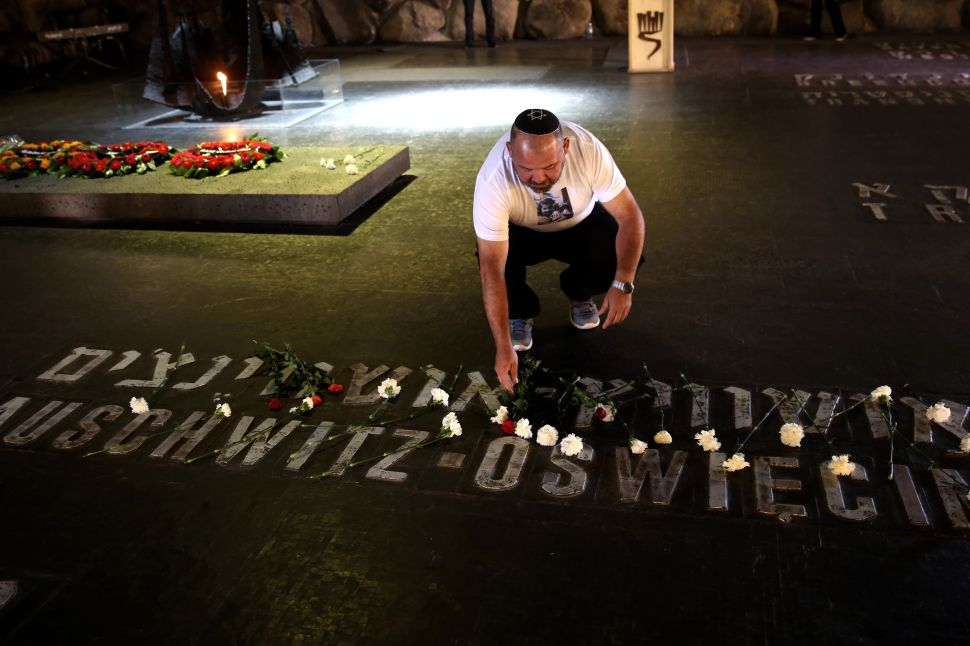 On Holocaust Remembrance Day, It's Time for Jews to Resist Martyrdom