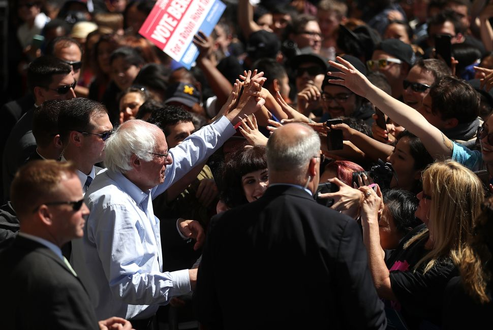 Intimidation: The Only Thing Bernie Sanders' Supporters Actually Do Well