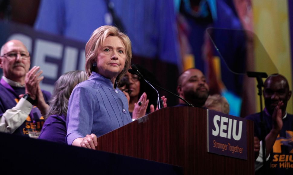 Even Hillary Clinton's Pandering Is Poll-Tested