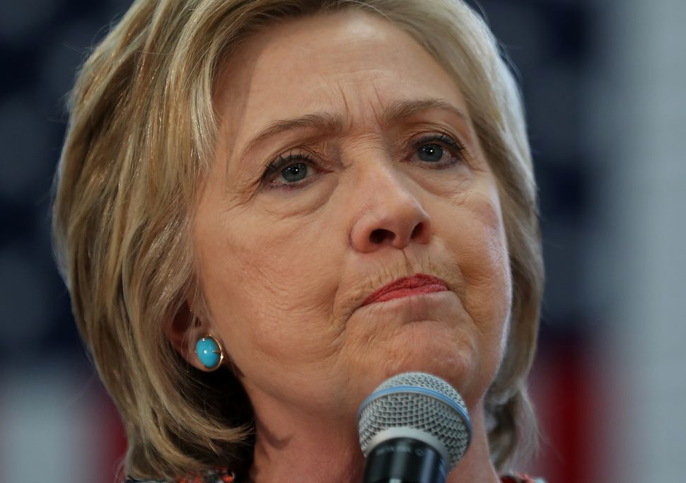 Hillary Hides as Sanders and Trump Entertain Debate Possibility