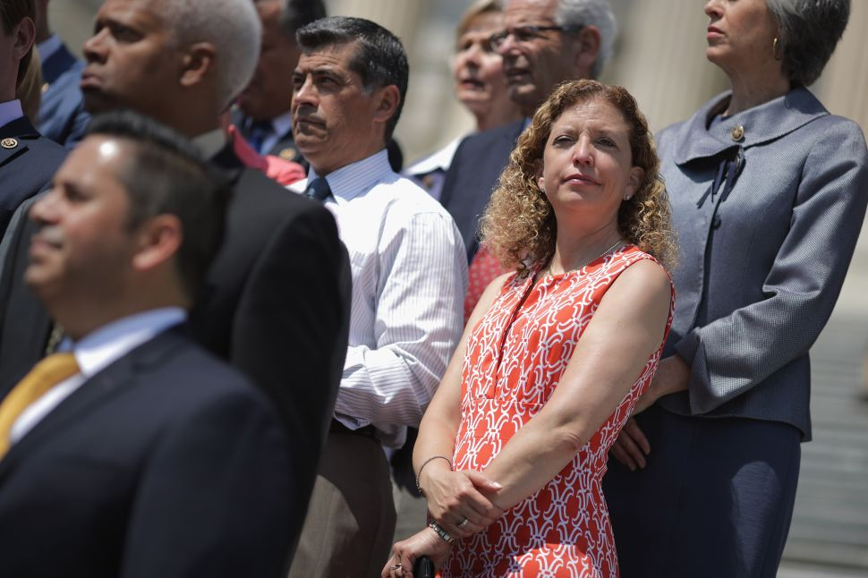 Mainstream Media Sacrifices Debbie Wasserman Schultz to Appease Sanders Supporters