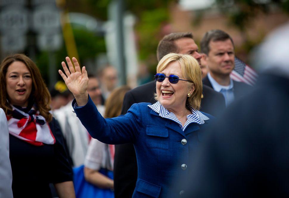 Fellow Democrats Turn on Clinton