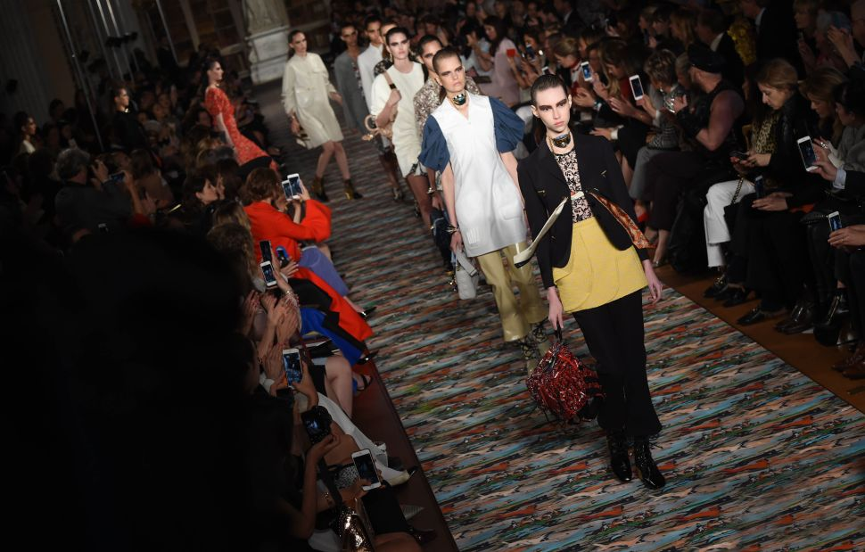 Dior's Resort Collection Was a Print Parade