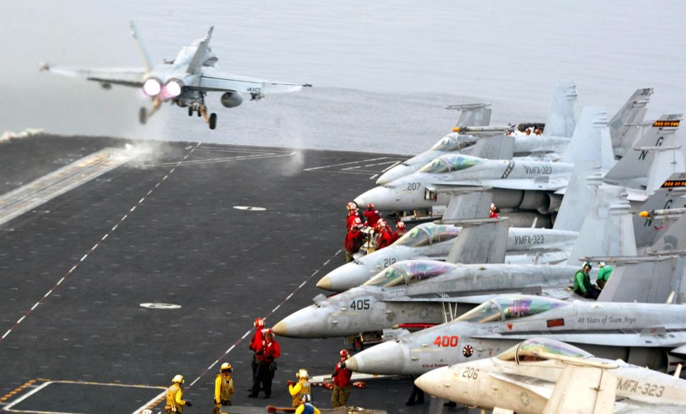 China to U.S. Navy: Buzz Off Here Too
