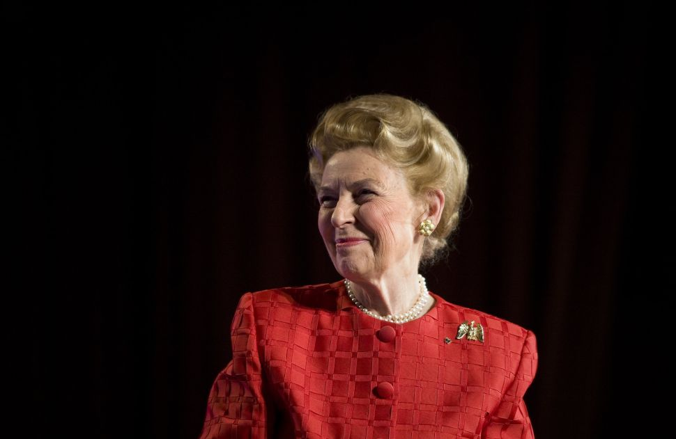 Why Phyllis Schlafly Still Matters