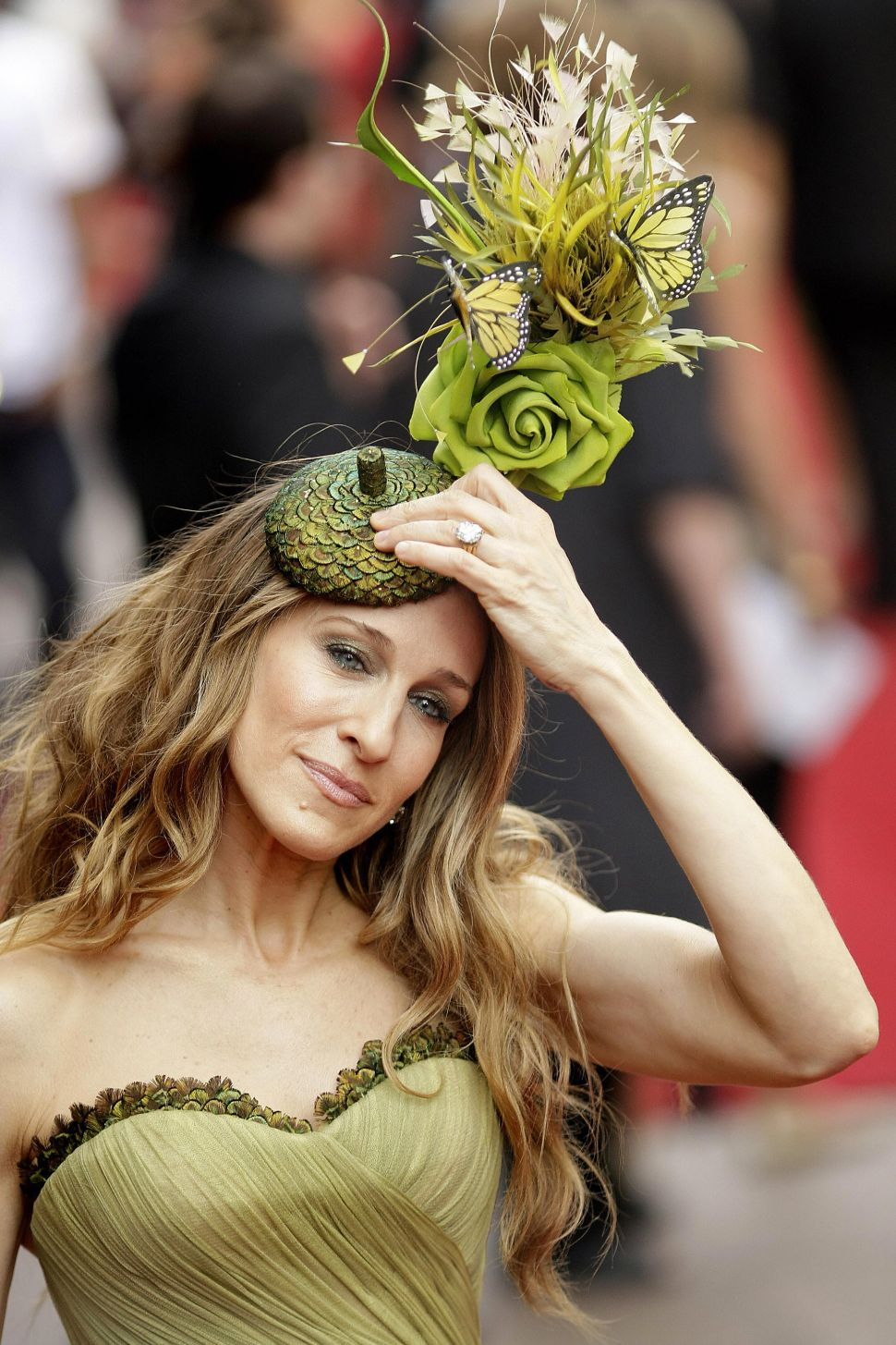 Would You Wear a Fascinator to a Summer Wedding?