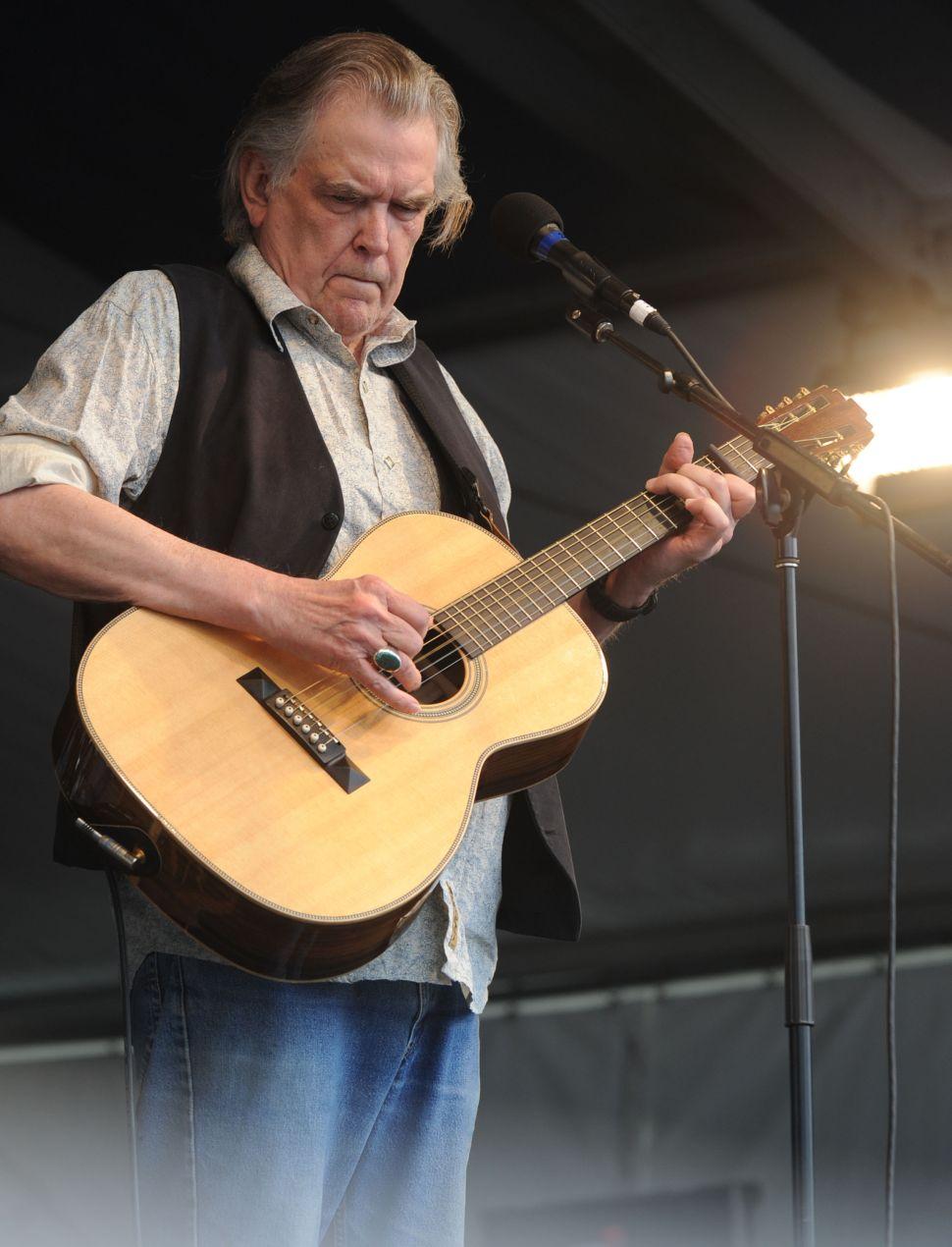 Master Songwriter Guy Clark Has Died