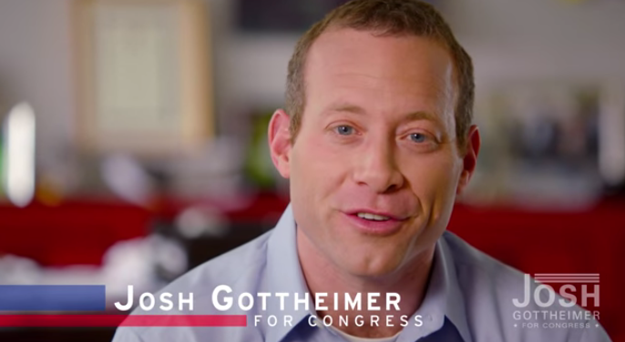 In First Campaign Video, Gottheimer Talks Family and 'Jersey Values'