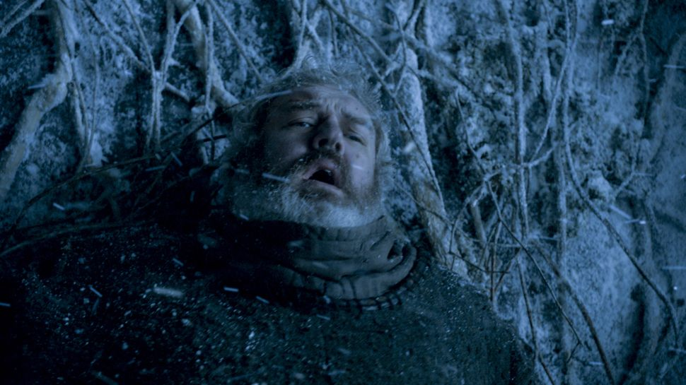 Mind-Bender: 'Game of Thrones' Director on Original, Brutal Idea for 'Hold the Door'
