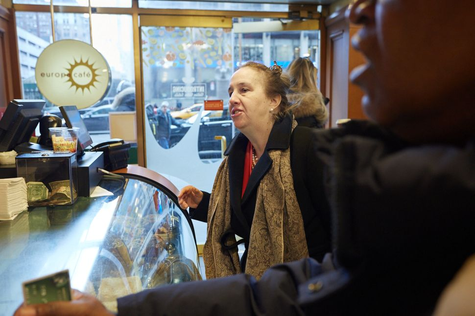 Borough President Gale Brewer Makes Manhattan Feel Small
