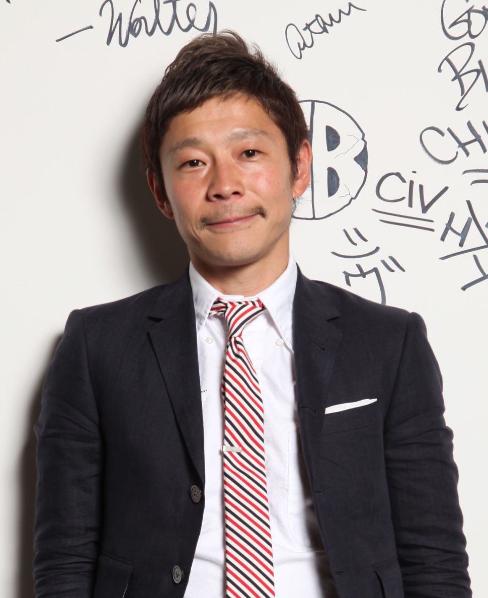 Japanese Billionaire Who Dropped $98M on Art in Two Days Explains Why He Did It