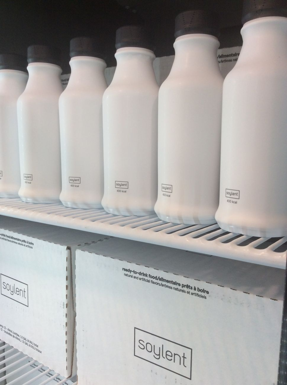 Soylent: No, It's Not People, But Is It Art?