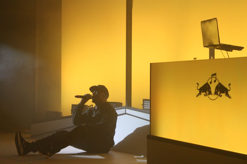 Dizzee Rascal Brought Grime to BK to Perform His Turnt Debut Album