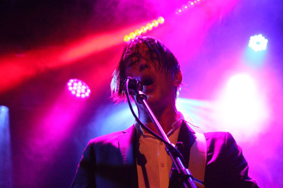 Wolf Parade Reunited Last Night—and Yes, It Was Incredible