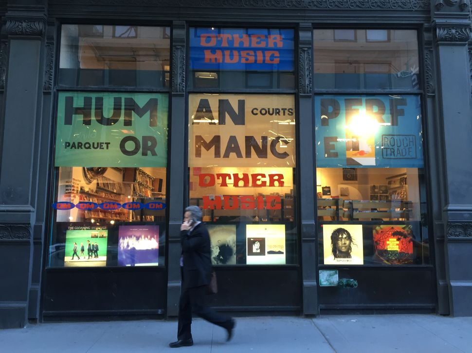 Musicians Mourn the Loss of Other Music, NYC's Best Record Store