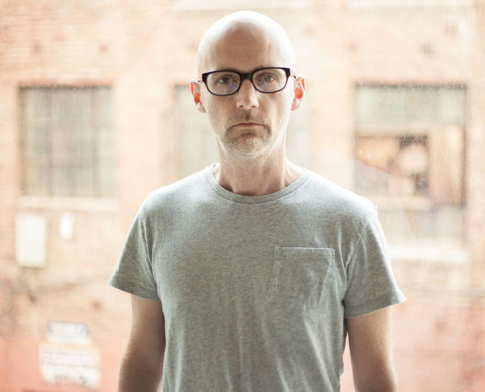 Moby's New Autobiography Is a Love Letter to '90s New York City