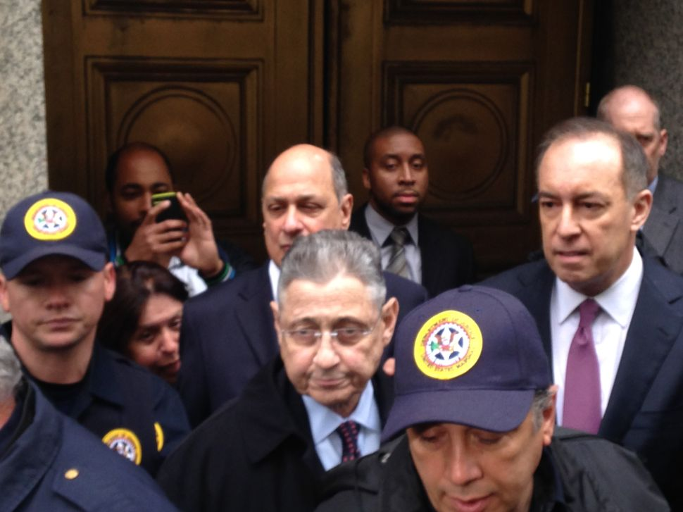 Judge Slaps 'Scheming, Corrupt' Sheldon Silver With 12 Years in Prison