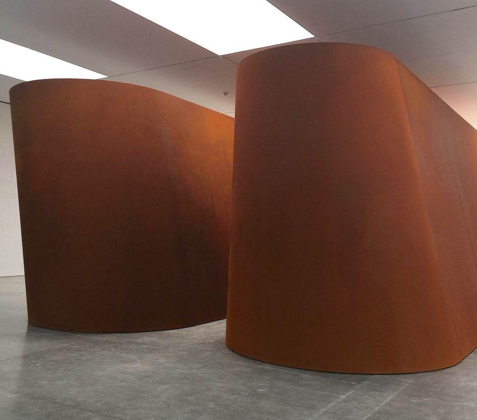 Is Richard Serra's Legacy Crushing His Brilliance?