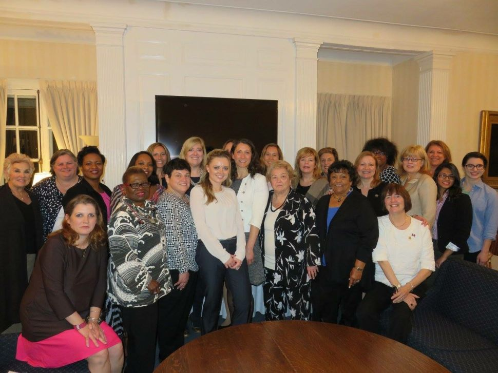 Women's Political Caucus of NJ Welcomes New President and Board Members