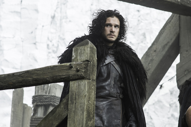 Is 'Game of Thrones' the TV Equivalent of That Guy With a British Accent?