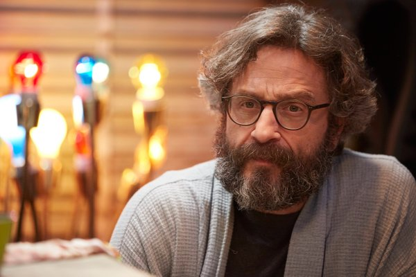 WTF: Marc Maron on Turning Addiction Into Comedy