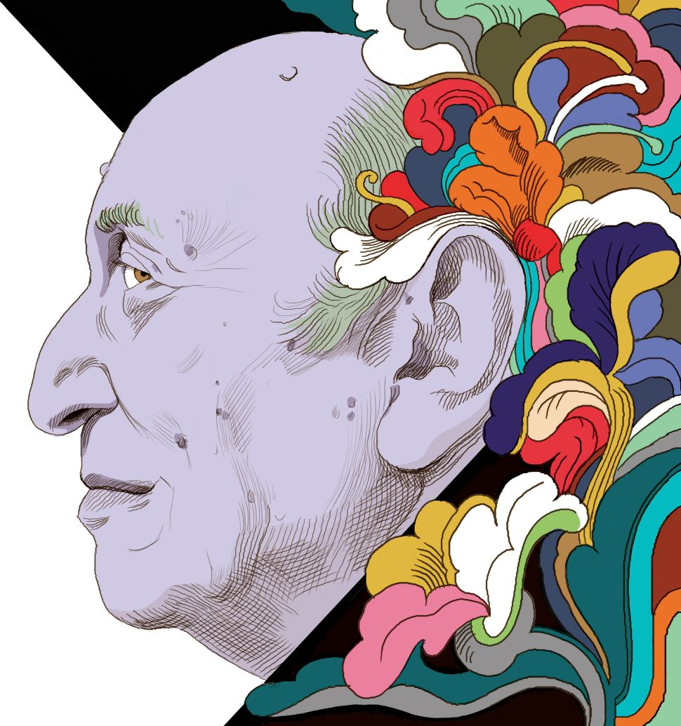 86-Year-Old Milton Glaser Still Has Designs on Changing the World