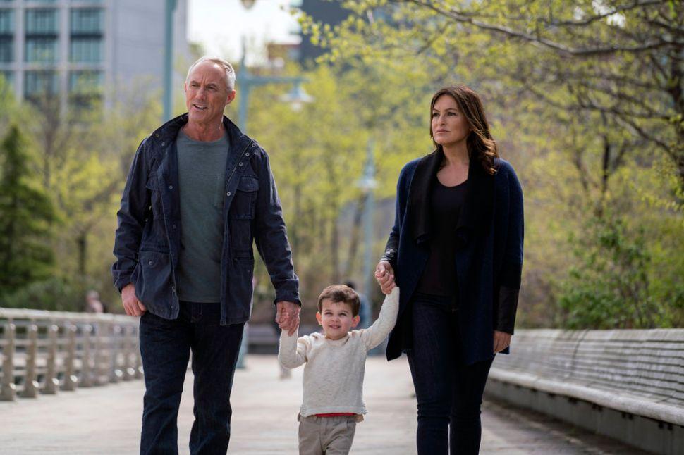 'Law & Order: SVU' Season 17 Finale: A Heartbreaking Ending, A New Beginning