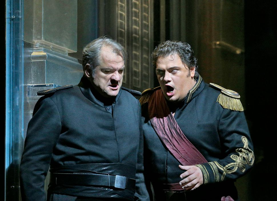A Strange Altercation Couldn't Keep This Quite Respectable 'Otello' Down