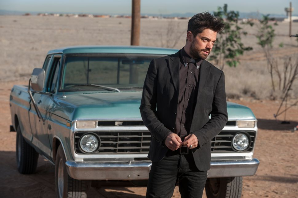 'Preacher' Series Premiere Recap: Praise the Lord and Pass the Ammunition