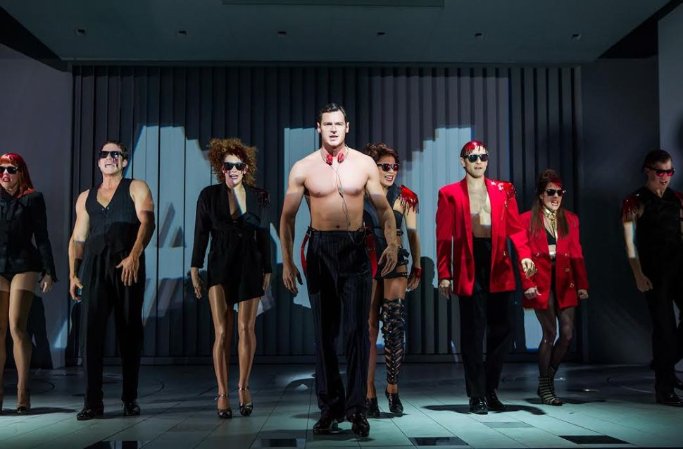 Musical Adaptation of 'American Psycho' Is as Depressing as It Is Distressing