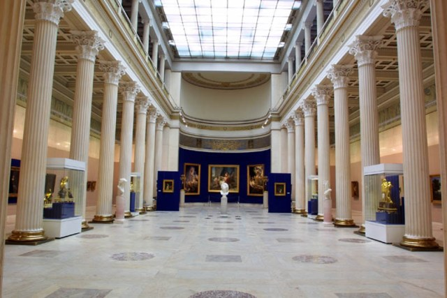Antiquities Looted During WWII Located In Moscow Museum