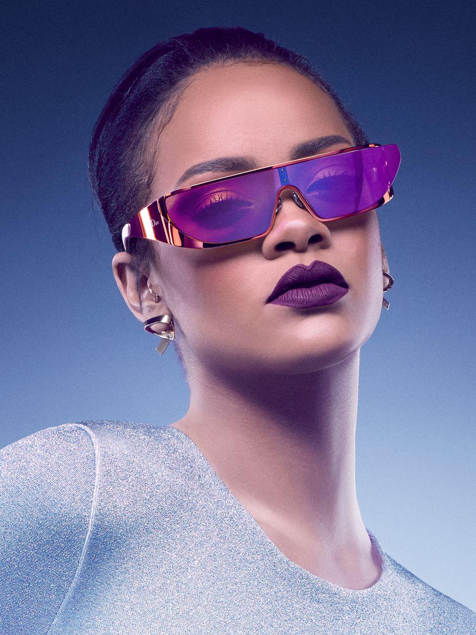 Fashion Roundup: Rihanna Designs for Dior, Bieber Actually Sells Skivvies