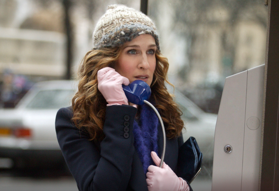 What's Next for Carrie Bradshaw? A Rock Tour, Obviously