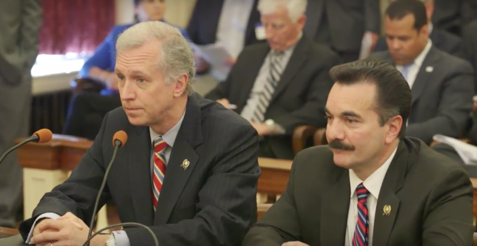 NJ Democratic Gubernatorial Candidate Wisniewski Releases Tax Returns