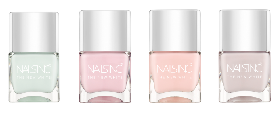 Nails Inc Has an Updated Approach to White Nail Polish