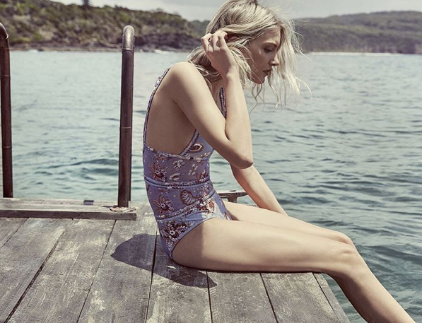 7 Printed Swimsuits You'll Want to Wear This Memorial Day