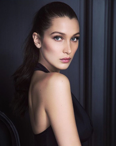 Bella Hadid Has a Beautiful New Job for Dior