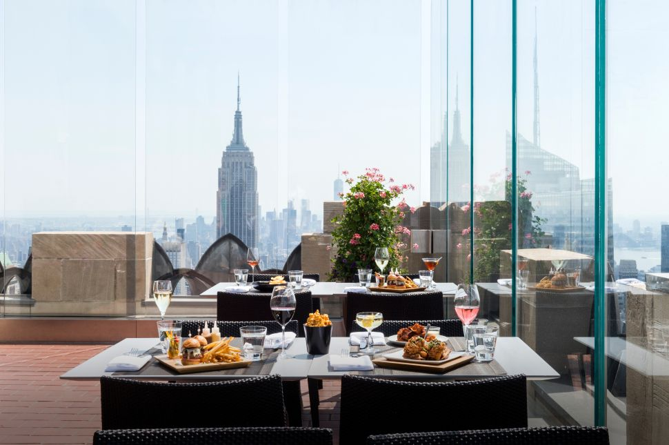 7 Unique NYC Rooftop Bars to Drink at This Summer