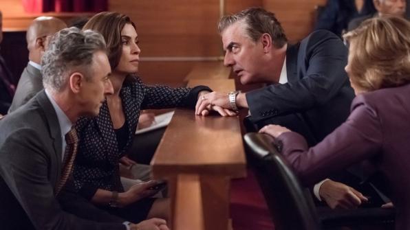 'The Good Wife' Recap 7×21: Cautiously Optimistic