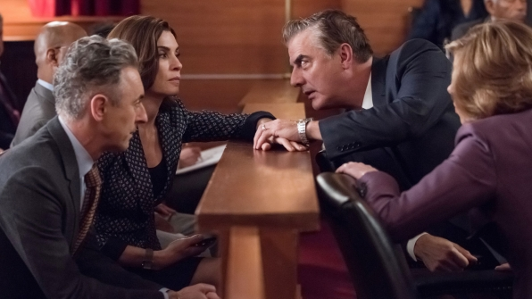 'The Good Wife' Creators and Cast Say Goodbye After 7 Seasons